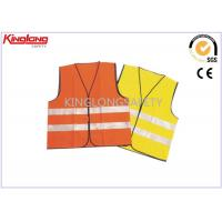 Wholesale Hi Vis Traffic Roadway Warning Reflective Safety Vest With CE EN20471 from china suppliers