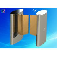 Wholesale Speed Turnstile Gate 12 Pairs Of IR Sensor Auto High Speed Doors from china suppliers