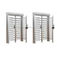 Wholesale Automatic Turnstiles Security Pedestrian Gate Full Height Turnstile from china suppliers