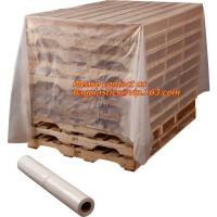 Wholesale Pallet Cover, plastic Pallet bag,reusable pallet cover, clear plastic flat bottom bag pallet cover proof dust cover furn from china suppliers