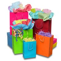 Wholesale Matte Laminate Jewelry Gift Bags / Custom-printed Jewellery Paper Bag from china suppliers