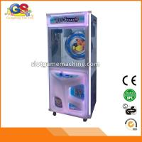 Wholesale High Quality Hot Sale Indoor Game City Arcades Coin Op Claw Machine Game for Kids Children Parents Adults from china suppliers