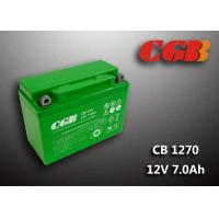 Wholesale Rechargeable Lead Acid Battery CB1270MC 12V7Ah Backup UPS Motorcycle Application from china suppliers