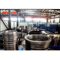 Wholesale High Precision Axial / Radial Cross Roller Slewing Bearing YRT1200 from china suppliers