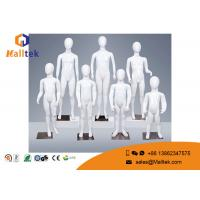 China Fashionable Retail Shop Fittings Children Model Kids Ghost Mannequins on sale