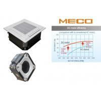 Wholesale Hydronic Cassette Ceiling Fan Coil Unit , Chilled Water 4 Pipe Fan Coil Unit 600CFM from china suppliers
