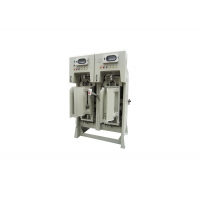 Buy cheap 300B/H 50kg Valve Bag Packing Machine With Vertical Impeller Feeder from wholesalers