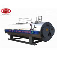 Wholesale Fire Tube Oil Gas Diesel Steam Boiler For Textile / Chemical Industry High Performance from china suppliers