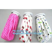 Buy cheap medical reusable healthcare sport injury first aid knee wrap cooler ice pack/bag from wholesalers