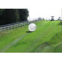 Wholesale Crazy Kids Mini Inflatable Zorb Ball Track Soccer Bubble Ball from china suppliers