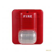 Wholesale Fire Alarm Siren Strobe Light Alarm Fire evacuation Warning Alarm Fire security from china suppliers