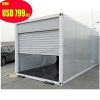 Wholesale 20ft 40ft luxury prefab shipping container homes for sale in usa from china suppliers
