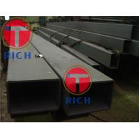 Buy cheap ASTM A106-2006 Hot Rolled Galvanized square/rectangular steel pipe/tube from wholesalers