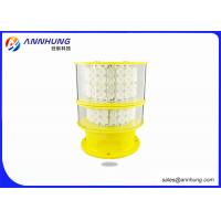 Wholesale Flashing Mode LED Aviation Warning Lights With Die Casting Aluminum from china suppliers