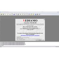 Quality Newest Vediamo 5.0.4 version factory developer software hdd for MB star SD4 SDconnect c4 for sale