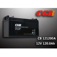 Wholesale Power Energy Solar Wind Sealed Lead Acid Battery 12V 120AH CB121200A from china suppliers