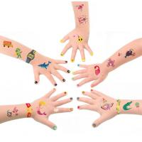 China Waterproof Childrens Transfer Tattoos , Childrens Temporary Tattoos Easy Remove on sale
