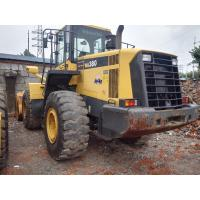Buy cheap Used KOMATSU WA380-6 Wheel Loader For Sale from wholesalers