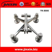 Wholesale JINXIN 2014 quality product glass spider fitting for curtain wall from china suppliers