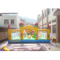 Wholesale EN71 Large PVC Tarpaulin Inflatable Bouncy Castle For Children Games from china suppliers