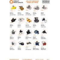 Wholesale FORKLIFT WATER PUMP FOR ALL MODEL from china suppliers