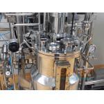 China Vaccine Biologicals In Situ Sterilizable Fermenter Lab Production Scale for sale
