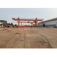 China Indoor Warehouse Bridge And Gantry Crane Safety With High Performance on sale