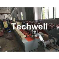 Wholesale Polyurethane Foam - Filled Rolling Shutter Roll Forming Machine For Making Door & Window Slats from china suppliers