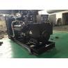 Black 3 Phase Industrial Diesel Generators 400KW / 500KVA 1500RPM for sale