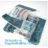Buy cheap ziplock pvc bag slider travel beauty bag, slider zipper travel pvc pouch bag, slider bag makeup zipper bag for travel from wholesalers