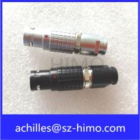 China 2B 5 pin FGG.2B.305.CLAD straight plug Lemo substitute for sale
