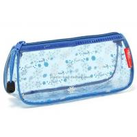 Wholesale Zipper Closing PVC Cosmetic Bag Cute Appearance With Heat Sealed Process from china suppliers