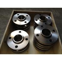 Wholesale Standard ANSI B16.5 gr2 titanium flange used for Pipeline from china suppliers