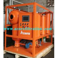 Wholesale Turbine Oil Purification Systems For Sales EX-Factory Price Chinese Manufacturer from china suppliers