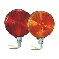 Quality Round Led Side Marker Lights ,  DC12V or DC24V signal light 16cmx11cmx6cm for sale