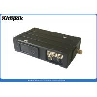 Wholesale 20W Long Range Hd Wireless Audio Video Transmitter And Receiver System With Encryption from china suppliers