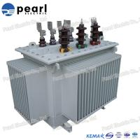 China Low Loss 30KVA 10KV Oil immersed distribution transformer with ONAN cooling method for sale
