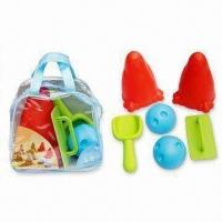 China Beach Toy Set, Suitable for Children, Available in Various Colors on sale