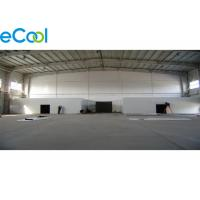 China Customized Size Frozen Food Storage Warehouses For Seafood Processing Factory on sale