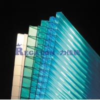 Buy cheap Multiwall polycarbonate sheet from wholesalers