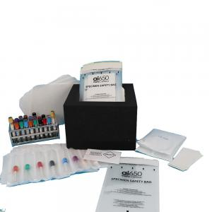 Wholesale UN3373 Biological Specimen 95kPa Biohazard Bag Biodegradable from china suppliers