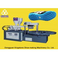 Wholesale Rotary Double Color Shoe Sole Making Machine For Two Density Plastic Soles from china suppliers