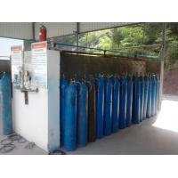 Wholesale Liquid Air Gas Separation Plant ,  Skid-mounted Oxygen Plant Filling Cylinder Decive from china suppliers