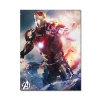 Wholesale Marvel Design 3D PS Board Poster With 3MM Thickness from china suppliers