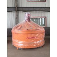 China PMC100 Simple Concrete Mixer / Large Capacity Concrete Mixer For Refractory Materials for sale