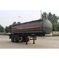 Wholesale Hydrochloric Acid Semi Trailer Truck 3 Axles Aluminium Customized 550 Gal 23000 Liters from china suppliers