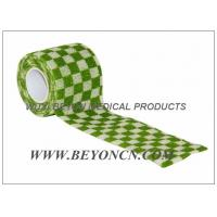 Wholesale Elastic Cohesive Bandage For Human Vet Joints Immobilization  Custom Printed from china suppliers
