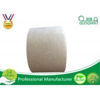 Quality Water Release kraft gummed paper tape Non Reinforced For Low Volume Packaging for sale
