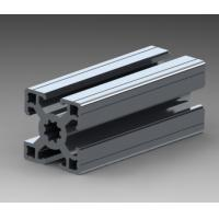 Wholesale OEM Aluminum Extrusion Profiles Extruded Aluminum Channel With Drilling / Cutting from china suppliers