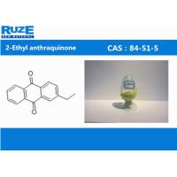China 2-Ethyl Anthraquinone 84-51-5 Used for manufacturing hydrogen peroxide, dye intermediates, on sale